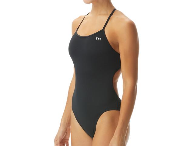 TYR Solid Trinityfit Swimsuit Women, black